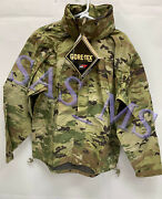 Multicam Ocp L6 W2 Gen Iii Extreme Cold/wet Weather Level 6 Jacket Mr New