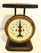 Vintage American Family 25lb Scale Tested To Weight Vtg