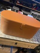 Dyson Supersonic Hair Dryer Leather Carry Storage Case Only