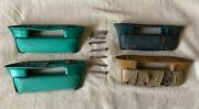 Chevy Armrests For A 1957, 131109-1, Assorted Colors, Used