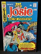Vintage Josie And The Pussycats 68 Horror Cover Gga High Grade