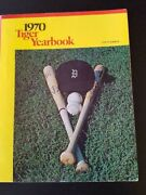 Autographed Detroit Tigers Yearbooks 1970 - 1992