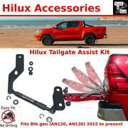 Toyota Hilux Tailgate Damper Easy Down Fits 2015 To Date - Free Pandp