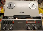 Revox A77 Reel To Reel - Beautiful Machine And Works Properly. With Manuals