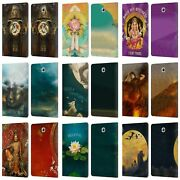 Official Duirwaigh God Leather Book Wallet Case Cover For Samsung Galaxy Tablets