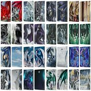 Official Ruth Thompson Dragons 2 Leather Book Case For Samsung Galaxy Tablets