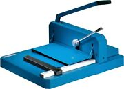 Dahle 842 Professional Stack Paper Cutter, 200 Sheet Capacity, 16-7/8 Cut