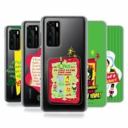Official Elf Movie Graphics 1 Soft Gel Case For Huawei Phones