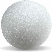 White Styrofoam Balls For Arts And Crafts Ð 4 Inch, 12 Pack