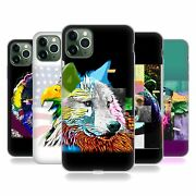 Official Michel Keck Animal Collage Soft Gel Case For Apple Iphone Phones