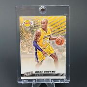 Kobe Bryant Panini Exclusive Release Lakers Gold Card - Sold Out