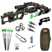 Excalibur Assassin 400 Takedown Crossbow Pro Package - Trutimber Strata - New