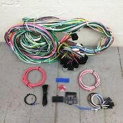 1958 - 1964 Impala Wire Harness Upgrade Kit Fits Painless Update Compact Circuit