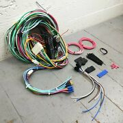 1928 - 1931 Ford Model A Wire Harness Upgrade Kit Fits Painless New Update Fuse