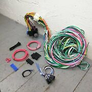1934 - 1936 Chevy Truck Wire Harness Upgrade Kit Fits Painless Complete Update