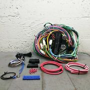 1965 - 1974 Dodge Charger Wire Harness Upgrade Kit Fits Painless Compact Update