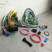 1950 - 1965 International Wire Harness Upgrade Kit Fits Painless Complete Fuse