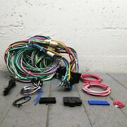 1962 - 1967 Nova Wire Harness Upgrade Kit Fits Painless New Complete Terminal