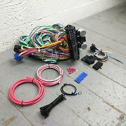 1964 - 1974 Gm A Body Chevelle Wire Harness Upgrade Kit Fits Painless Fuse New