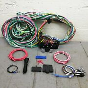 1988 - 1998 Chevy Or Gm Truck Wire Harness Upgrade Kit Fits Painless Complete