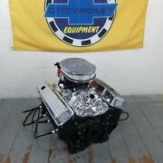 Sb Chevy 12 Full Finned Air Cleaner Engine Dress Up Kit Valve Covers 350 Crate