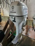 Johnson 90hp Outboard 25 Shaft
