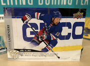 Alexis Lafreniere 1 20-21 Upper Deck Game Dated Moments Limited To 499 In Stock