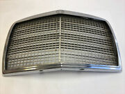 Used Low Grille Frame And Mesh For Mercedes 280se Coupe Cabriolet W111 3.5