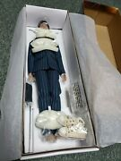 Bbc Doctor Who- 10th Doctor- David Tennant- 17 Tonner Doll W/sonic Screwdriver