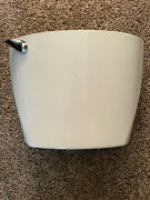 American Standard Reliant 4061 White Toilet Tank Only No Fill Valve