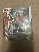 In Hand Us Seller Mafex | Aquaman | Dc | 6 Inch Action Figure | Medicos