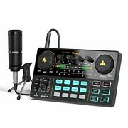 Audio Interface W/dj Mixer And Sound Card Maonocaster Lite Portable All-in-one