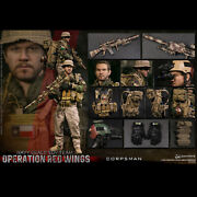 Damtoys 78084 1/6 Navy Seals Sdv Team 1 Operation Red Wings Corpsman Action Fig