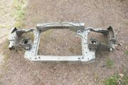Oe Bmw E30 Silver Facelift Late Front Clip Radiator Core Support 89-91 325i 318i