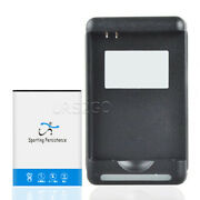 For Samsung Galaxy S3 S Iii I9300 Battery 4580mah Eb-l1g6lla + External Charger