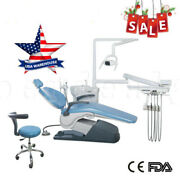 Usa Dental Unit Chair Computer Controlled 110v 4hole Fda Ce Doctor Chairs Kits