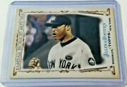 Mariano Rivera Highlight Sketch 2011 Topps Allen And Ginter's Bhs-14