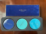 Nib Jo Malone Decorated Scented Candle Collection Ceramic Top