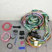 1935 Studebaker Wire Harness Upgrade Kit Fits Painless New Circuit Compact Fuse