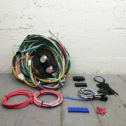 1928 - 1948 Ford Wire Harness Upgrade Kit Fits Painless New Terminal Complete
