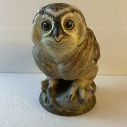 Boehm Great Horned Owl Fledgeling 479 Usa Limited Edition Vintage Retired