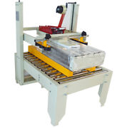 Full Automatic Belt Sealing Machine Is Driven From Left To Right Packing Carton