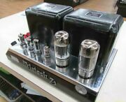Mcintosh Mc75 Power Amplifier Tube Type Body Only Excellent++ Tested