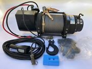 Warn Severe Duty 12 Series 24v Deep-fording Recovery Winch