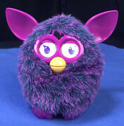 Furby Andldquovoodoandrdquo 2012 Hasbro Puple And Pink Tested Works Great