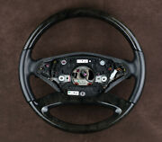 Oem Mercedes Wooden Steering Wheel S Class W221 S550 S63amg S600 S350 S65amg