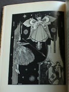Rare Antique Old Book Andersen Fairy Tales 1930 Illustrated Harry Clarke Scarce