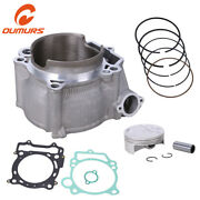 95mm Top End Cylinder Piston Ring Gasket Kit For Yamaha Yfz450 Yfz 450 2004-2013