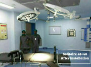 Operation Theater Lights High Lux Intensity Led Surgical Room Lights 48+48 Ledand039s