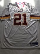 Authentic Nfl Sean Taylor Redskins Jersey Nwt Size 56 Very Rare